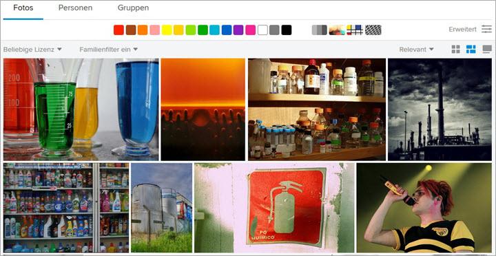 Kostenlose Bilddatenbanken Flickr