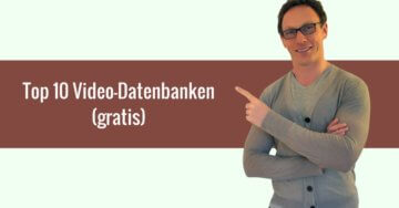 Top 10 Video-Datenbanken (gratis)