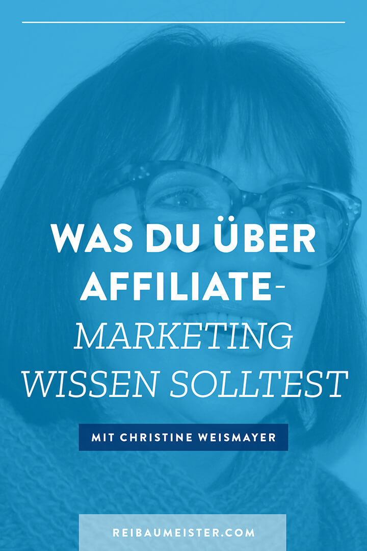 Was du über Affiliate-Marketing wissen solltest