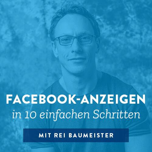 Facebook-Anzeigen in 10 einfachen Schritten
