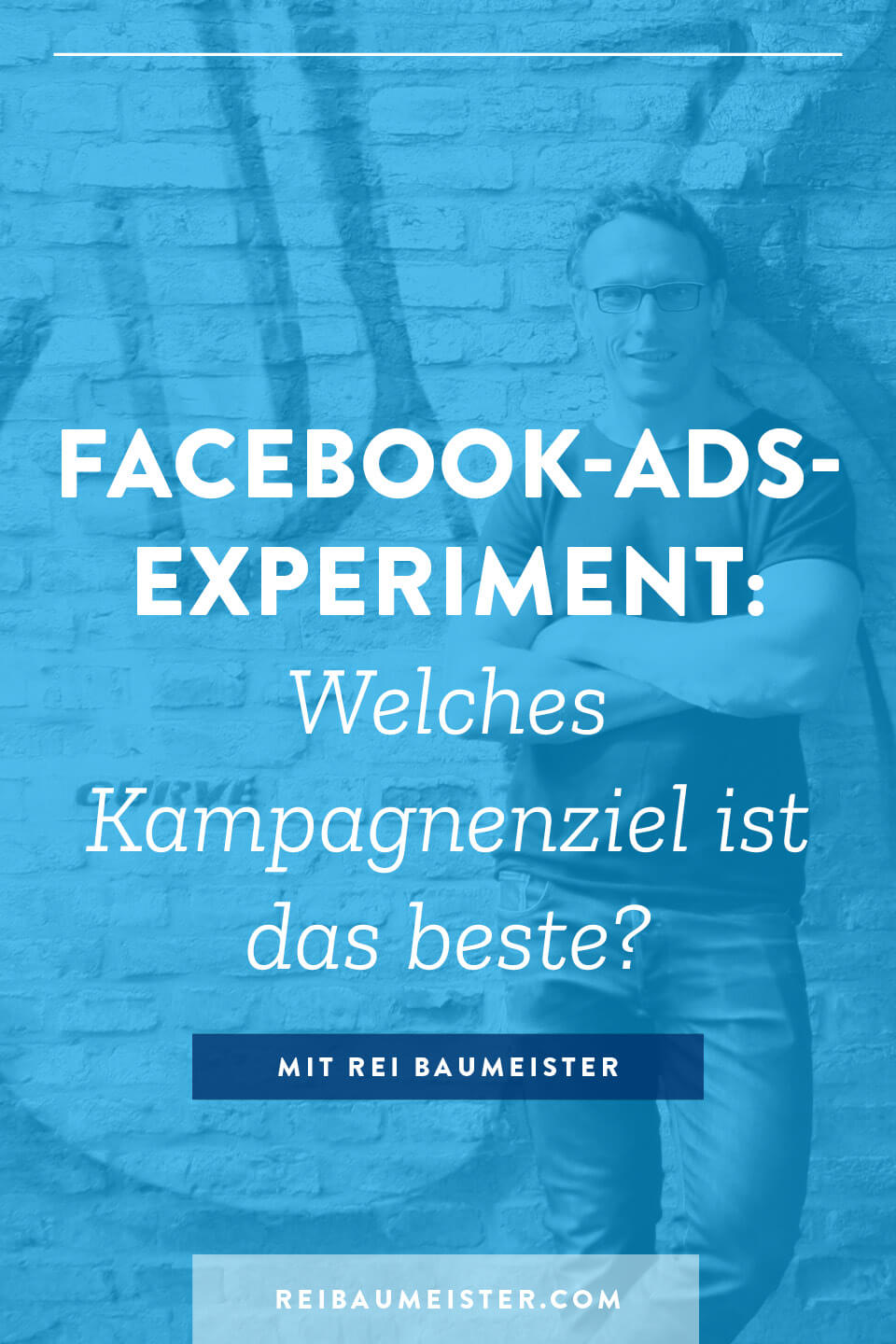 facebook ads experiment welches kampagnenziel ist das. Black Bedroom Furniture Sets. Home Design Ideas