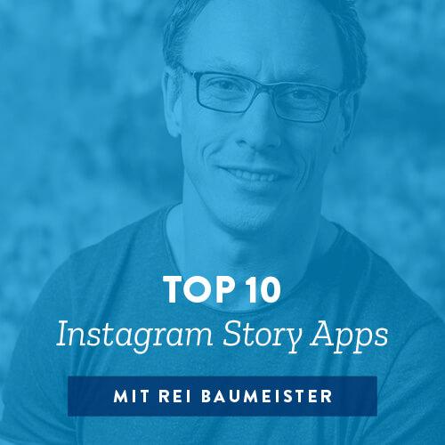 Top 10 Instagram Story Apps