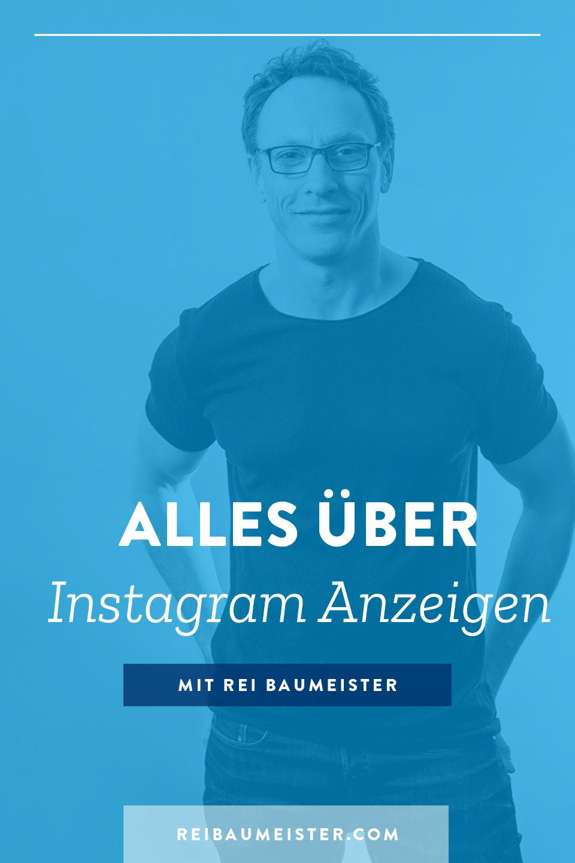Alles über Instagram Anzeigen