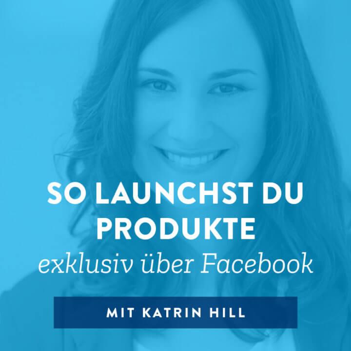 So launchst du Produkte exklusiv über Facebook