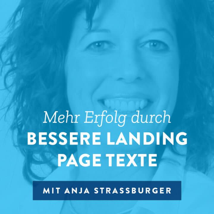 Mehr Erfolg durch bessere Landing Page Texte