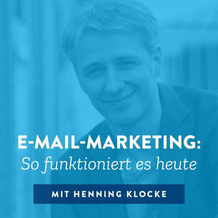 E-Mail-Marketing: So funktioniert es heute