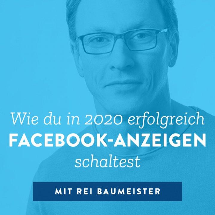 Wie du in 2020 erfolgreich Facebook-Ads schaltest