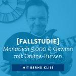 [Fallstudie] Monatlich 5.000 € Gewinn mit Online-Kursen