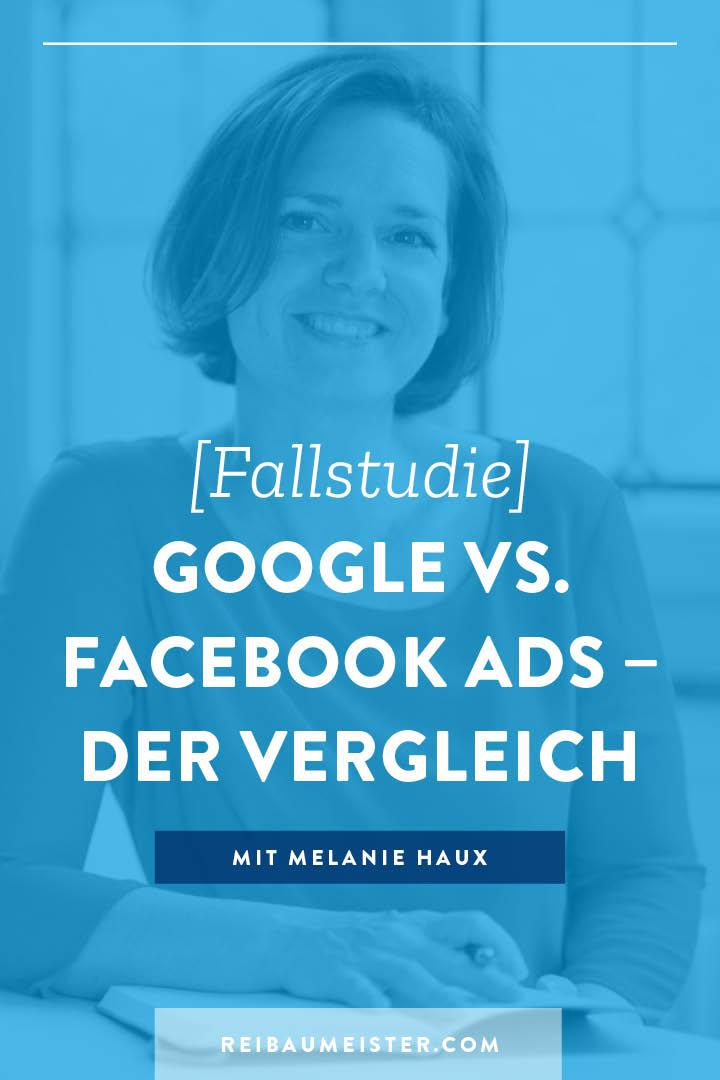 [Fallstudie] Google vs. Facebook Ads – der Vergleich